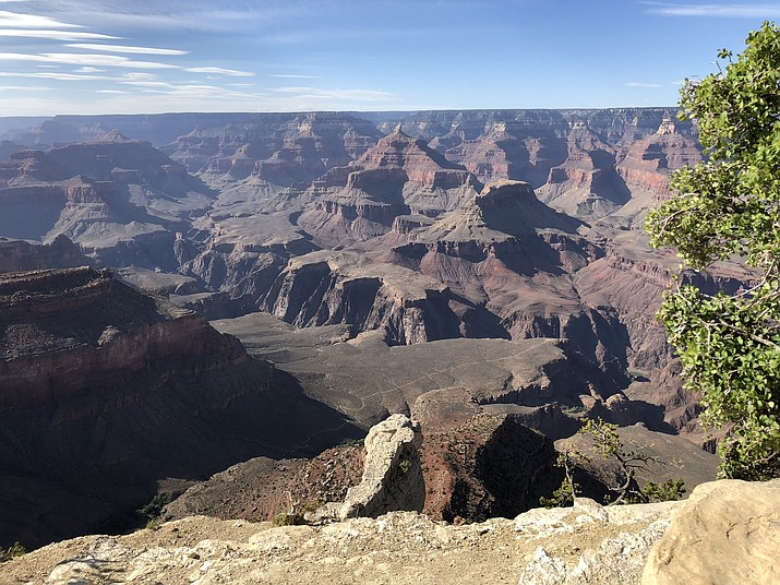 The tourism industry is trying to keep the North Rim of the Grand Canyon open longer. As it is, lodging at the North Rim is scheduled to be closed Oct. 15 and reopened May 15. (Photo by Claire Whitley/Daily Miner)