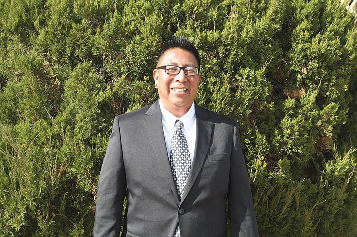 After winning the 2017 election for chairman of the Hopi Tribe the legality of Timothy Nuvangyaoma's candidacy was challenged due to a prior felony conviction. (Loretta Yerian/NHO)