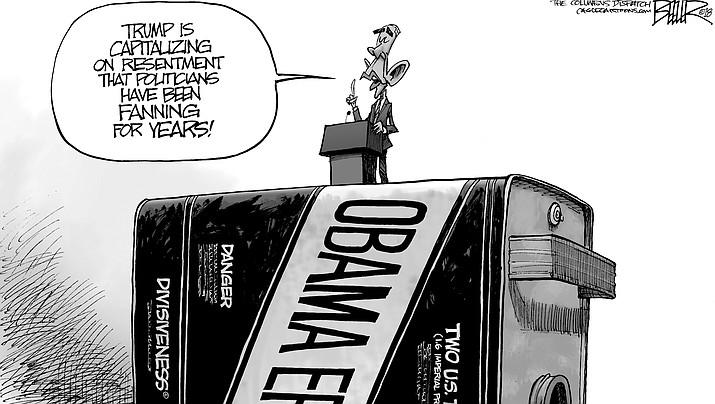 Editorial Cartoon   September 13, 2018