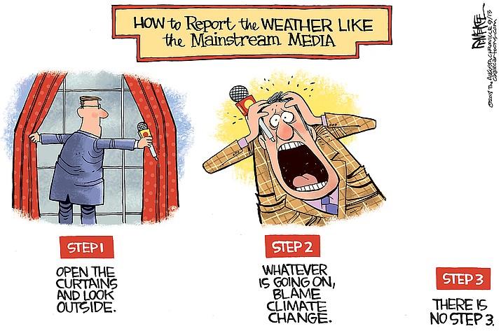 Editorial cartoon (1): Sept. 13, 2018