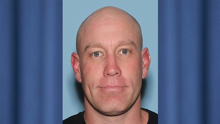 Robert David Pearsall, 41, is being sought in connection with an aggravated assault with a deadly weapon, according to the Yavapai County Sheriff's Office. (Courtesy)