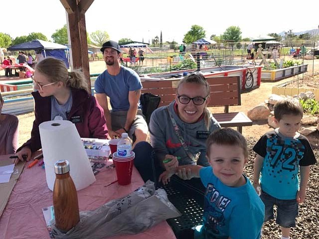 Dig-It Community Gardens will hold crafts, games and other activities from 9-11 a.m. Saturday in celebration of Johnny Appleseed Day. (Courtesy photo)