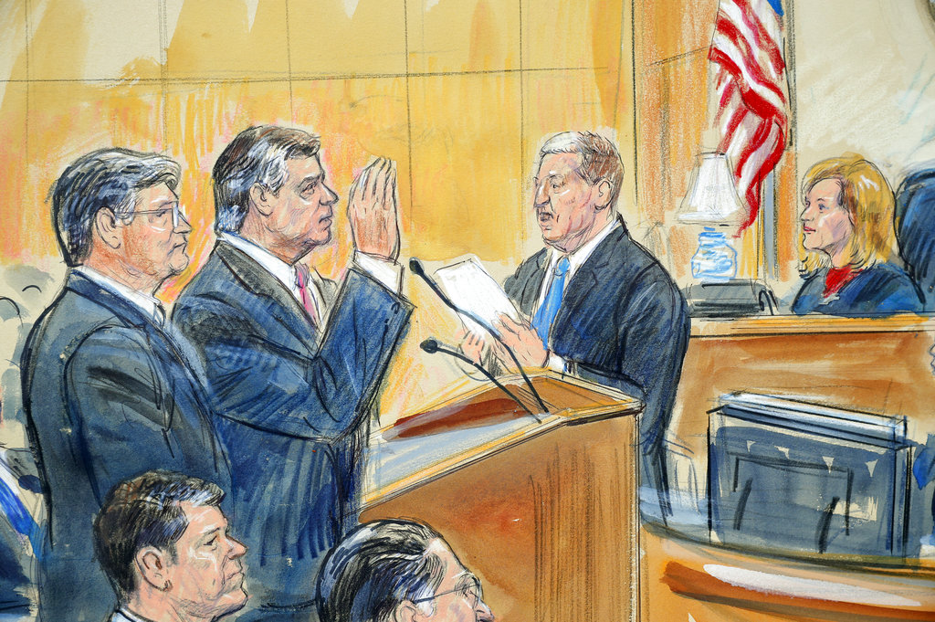 Manafort pleads guilty, will cooperate with special ...