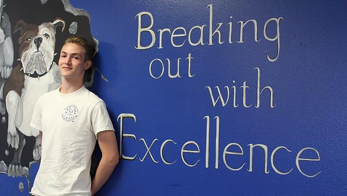 KHS Bulldog merit semifinalist sees bright future