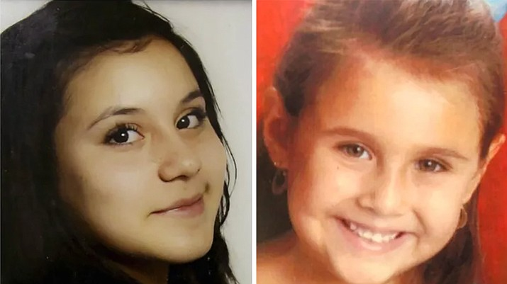 New information has been released on the murders of two Tucson girls, 13-year-old Maribel Gonzalez and 6-year-old Isabel Celis. (Tucson Police Department)