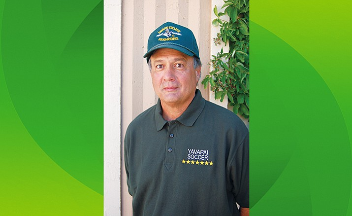 Yavapai College head coach Mike Pantalione  has lead the Roughriders to 77 championships, including seven national titles. Photo courtesy Yavapai College.