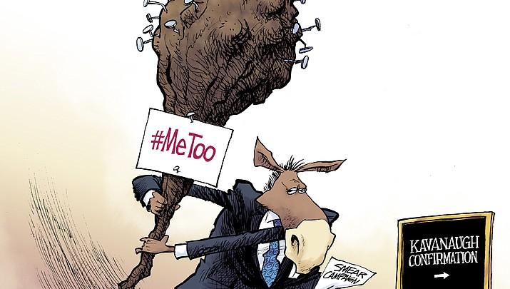 Editorial Cartoon (1): September 18, 2018