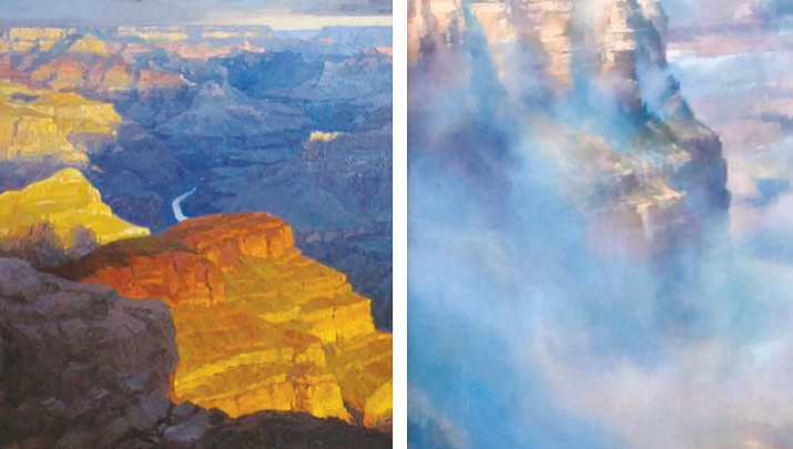 In one canyon, a thousand different views