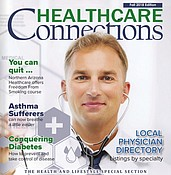 Healthcare Connections Fall 2018 photo