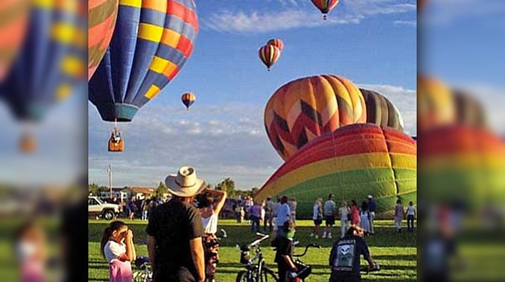 Rotary Balloon Fest returns; seven balloons to glow Saturday evening