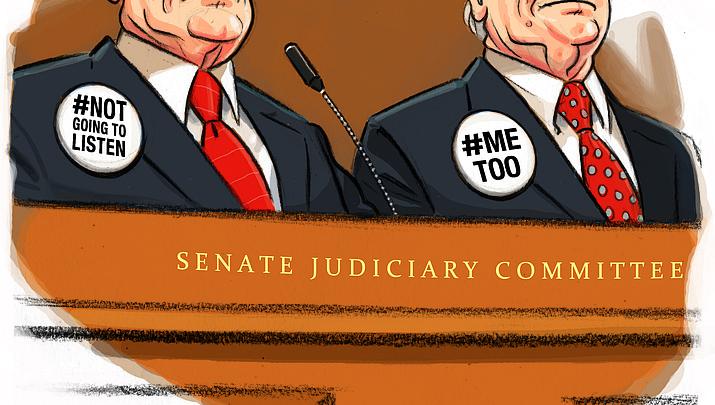 Editorial cartoon | Sept. 20, 2018