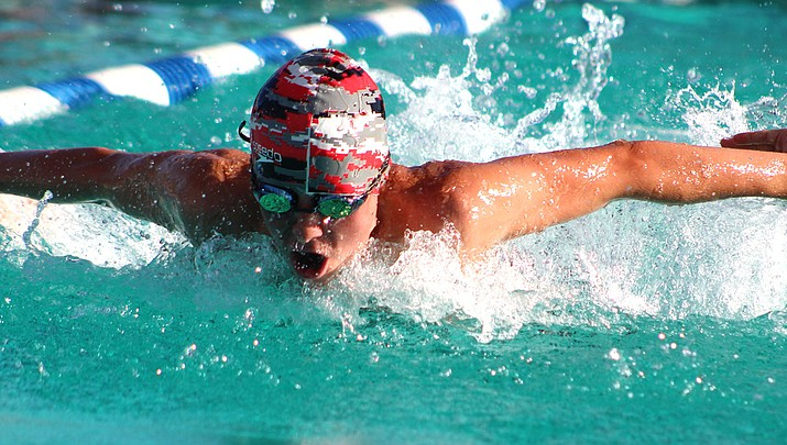 Prep Swim: Vols, Bulldogs continue season at Centennial Pool