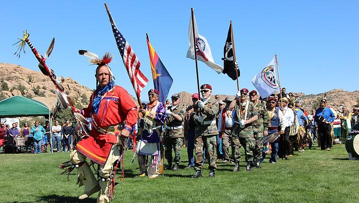 Be a guest at the 12th annual Prescott Powwow