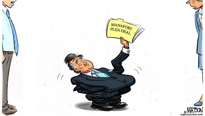Editorial cartoon | Sept. 21, 2018