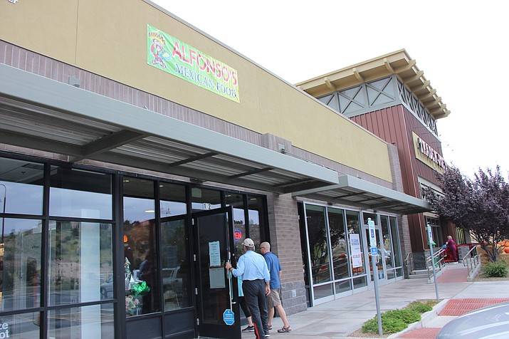 A new Alfonso's has opened next to Trader Joe's in Prescott. (Max Efrein/Courier)