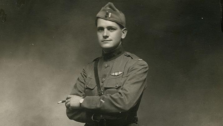 September 1918: Lt. Love shot down in dogfight, dies