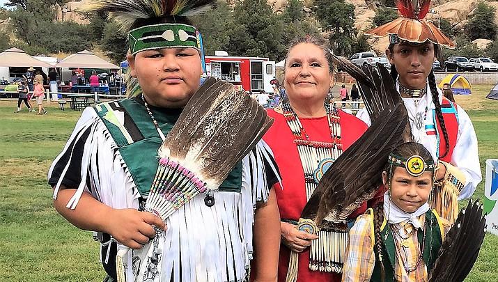 Prescott Powwow continues Sunday at Watson Lake