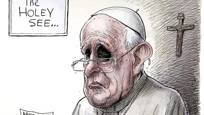 Editorial Cartoon | Sept. 23, 2018
