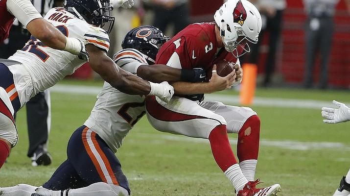 Cardinals facing quarterback quandary after loss to Bears