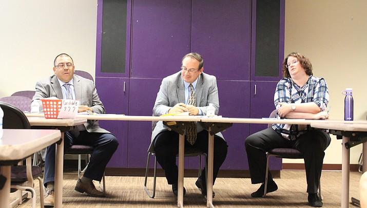 KUSD school board candidates talk about priorities, motivation, representation