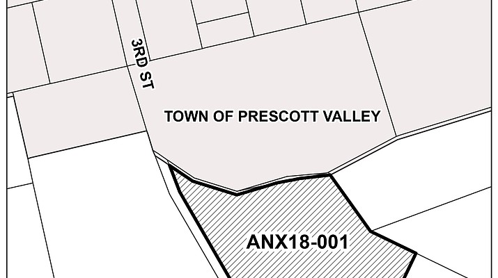 Hearing set on proposed annexation