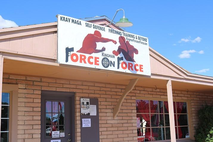 kingman force on force offers free anti bullying class kingman