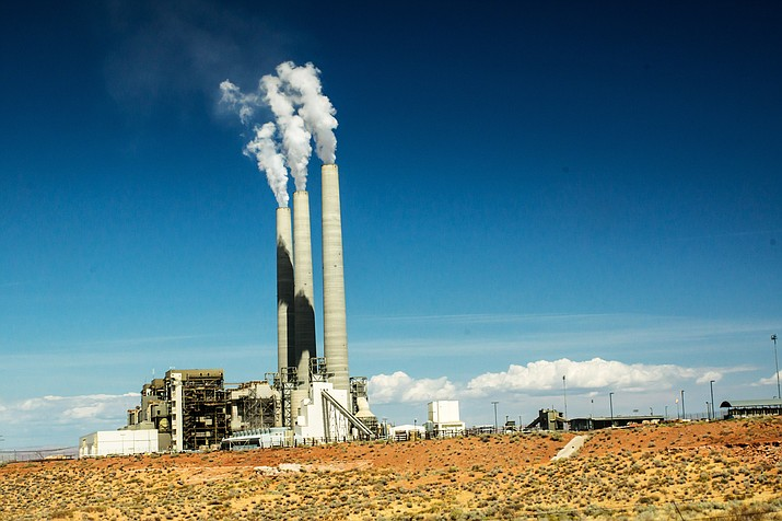 A potential buyer for Navajo Generating Station pulled out of future negotiations last week making the closure of the plant in 2019 more likely. (Stock photo)
