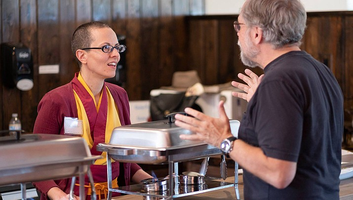 International Kadampa Retreat Center Grand Canyon hosts open house, plans for temple