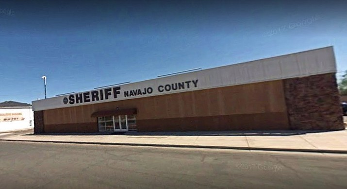 Navajo County Sheriff's Office. (Google Maps)