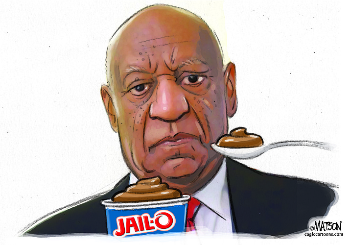 Editorial cartoon (2): Sept. 26, 2018