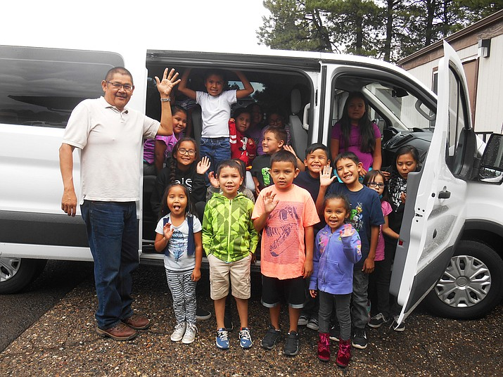 A new van will help NACA and it's Pathways program expand its outreach to Native communities. (Submitted photo)