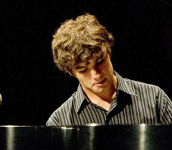 Piano soloist Drew Petersen will perform Sunday, Sept. 30, with the Phoenix Symphony in Prescott. (Courtesy)
