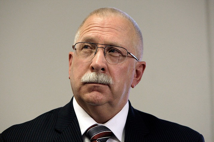 Arizona Department of Corrections Director Charles Ryan is the target of a lawsuit that challenges the quality of health care in Arizona's prisons. Last week, lawyers representing the state's 34,000 prisoners asked for $1.6 million in additional litigation costs for their work in enforcing a settlement in the case that they say the state has repeatedly resisted. The request comes after attorneys representing inmates have already been awarded $6.1 million. (Ross D. Franklin/AP file)