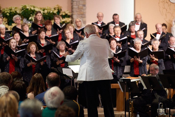The Prescott Chorale will perform an all-Bach Concert Saturday, Oct. 6. (Tom Agostino/Courtesy)