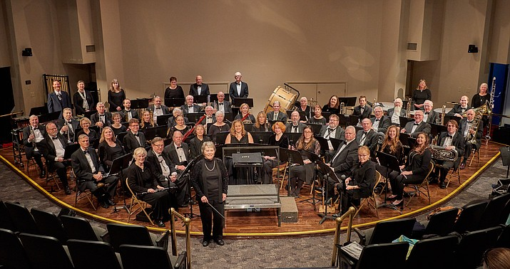 The Central Arizona Concert Band is opening its 21st season with a concert full of eclectic pieces. (Joe Cotten/Courtesy)