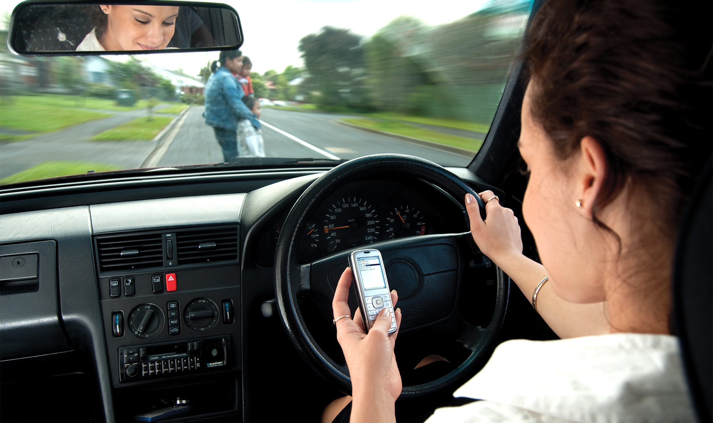 cell phone use while driving articles