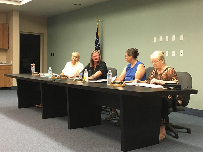 Kingman Unified School District meets at 5:30 p.m. the second Tuesday of every month at 3033 MacDonald Ave. (Daily Miner file photo)