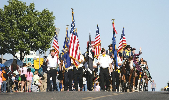 """Our annual Fort Verde Days this year has a lot to offer the citizens of our Town,"" says Bobbie Tennant, secretary and vendor chairman for Camp Verde Promotions. VVN/Bill Helm"