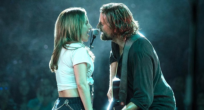 Bradley Cooper and Lady Gaga turn in superb performances in the 2018 version of 'A Star is Born.'