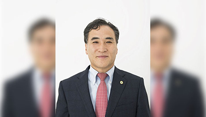 Kim Jong Yang  current Acting President of INTERPOL (Interpol Photo)