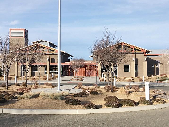 Arizona Agribusniess Equine Center. (Matt Van Doren/Tribune)