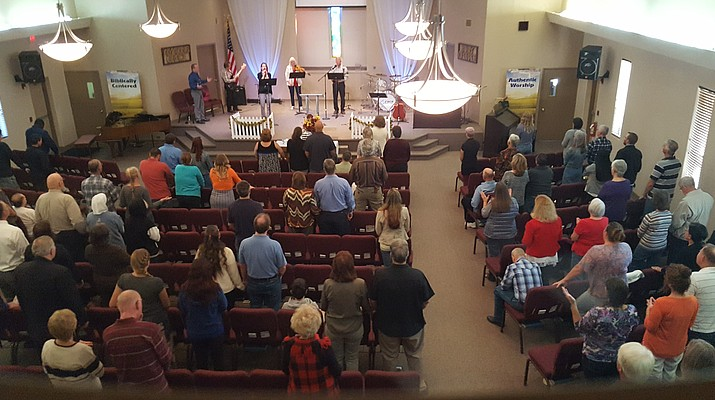 Grace Baptist Church celebrating 40 years