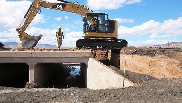 U.S. 89 reopens after wash out