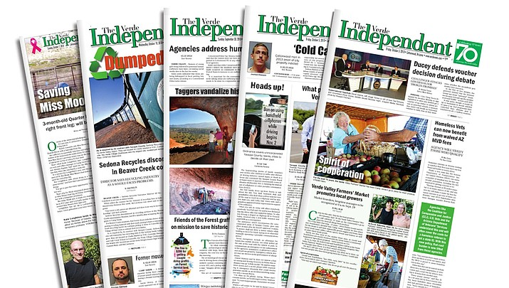 The Verde Independent and its staff won 11 state awards Saturday during the Arizona Newspapers Association's 2018 Better Newspapers Contest.