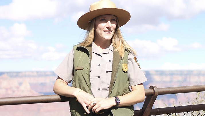 Ranger on Duty: Sarah Acomb finds a place to call home at Grand Canyon National Park