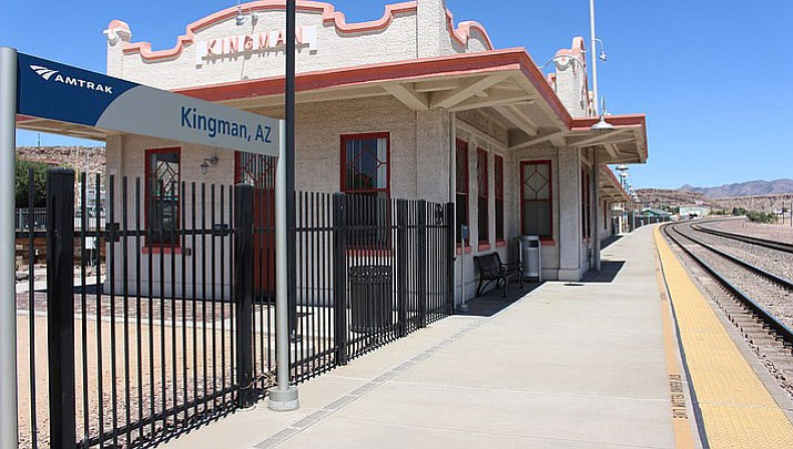 Kingman's Amtrak service will stay in operation for another year.