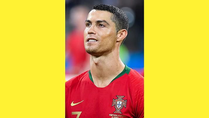 Cristiano Ronaldo (Wikimedia Photo)