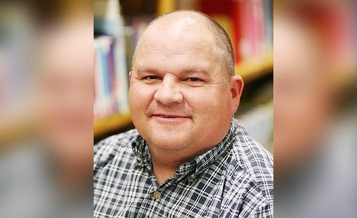 """For 2017-2018, the school received a C. Danny Howe, the district's administrator-in-charge, is """"elated"""" with the increase in grade. But he's not satisfied. VVN/Bill Helm"""