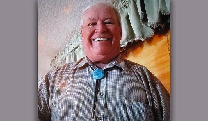 Victor Allen Jahns (Yavapai County Sheriff's Office Silver Alert)