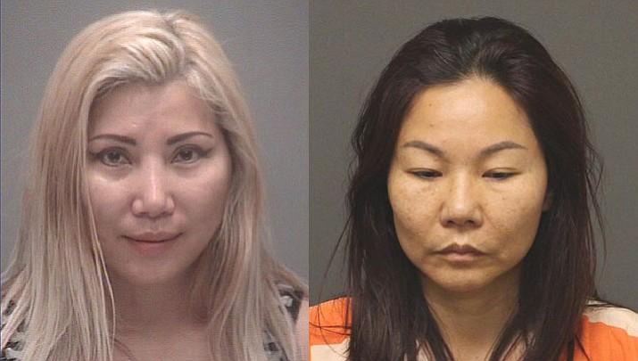 Amanda Yamauchi & Shui Mei Chang